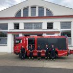 Neues HLF 10 für die FF Papendorf